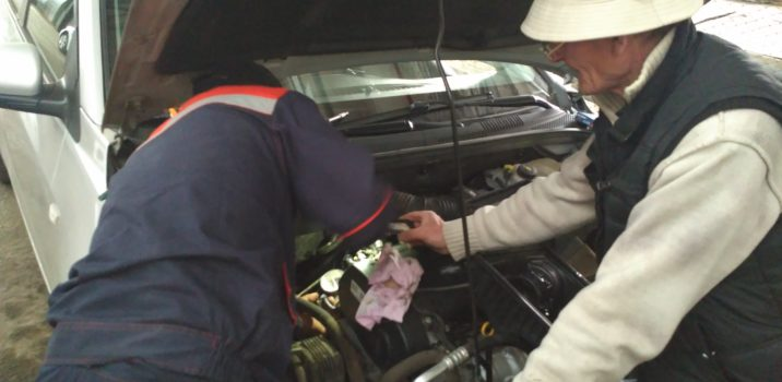 Диагностика автомобилей в Астане
