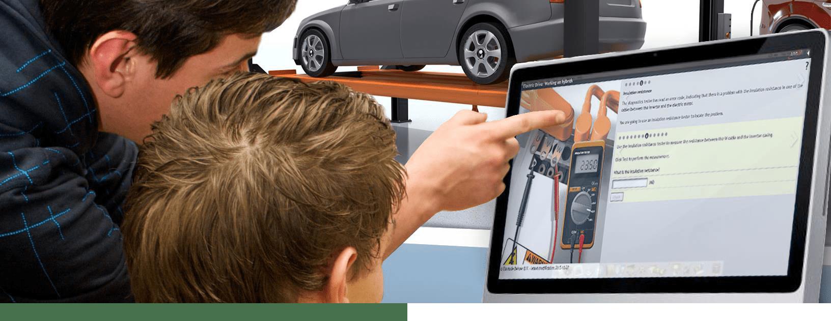 дистанционный курс авто-электриков